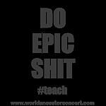 moja - DO EPIC SHIT-Teach