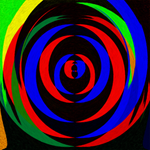 Psychedelic Abstract A