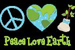 Peace Love Earth