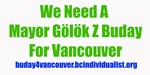 Buday for Vancouver 2018