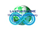 LivePositive. ME Logo