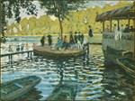 Monet La Grenouillere