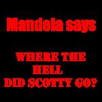 Where's Scotty?