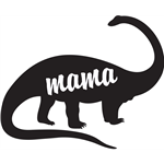 Mama Dino Brontosaurus