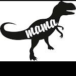 Mama Dino T Rex