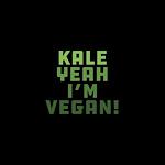 Kale Yeah I'm Vegan