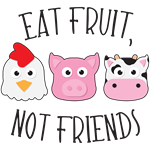 Eat Fruit, Not Friends
