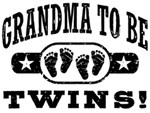 Grandma To Be Twins t-shirts