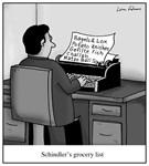 Schindler's Grocery List