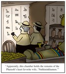 Ancient Egypt Archaeology Marriage Cartoon