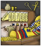 Books For Mummies Cartoon
