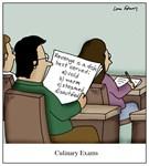 Revenge is a Dish Culinary School Cartoon