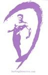 Surfer Logo Lavender