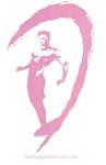 Surfer Logo Pink