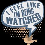 Funny Birdwatcher
