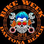 Daytona Bike Week Sugar Skull 3
