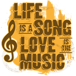 Life Song Love Music