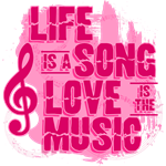 Life Song Love Music PNK