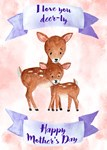 I Love You Deer-ly