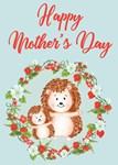 Hedgehog Mother's Day