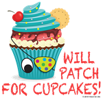 Will Patch for Cupcakes