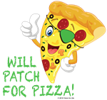Will Patch for Pizza