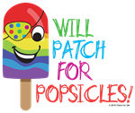 Will Patch for Popsicles