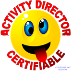 Activity Director - Certifiable