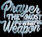 Prayer Power Silver