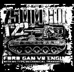 75mm gun T22