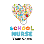 School Nurse Personalized