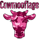 Cowmooflage PNK