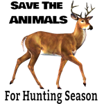 Save the Animals - Deer