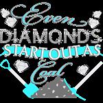 Diamonds From Coal