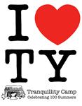 TY100 - I (heart) TY