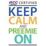 NCC Certified Keep Calm and Preemie On