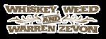 WHISKEY, WEED & WARREN ZEVON (Hank Moody)
