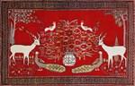 Antique Afshar Persian Carpet