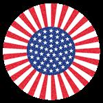 American Sun Flag