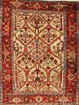 Floral Antique Persian Carpet