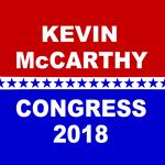 Kevin McCarthy California Congress 2018