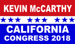 Kevin McCarthy California Congress 2018