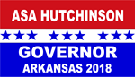 Asa Hutchinson Arkansas Governor 2018