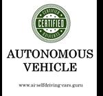 P08-01 Certified Autonomous Vehicle
