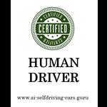 P08-02 Certified Human Driver