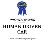 P11-01 Winner Human Driven Car