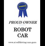 P11-02 Winner Robot Car