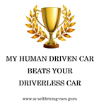 P13-02 Cup My Human Driven Car Beats