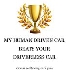 P13-02 Cup My Human Driven Car Beats