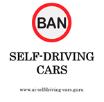 P16-01 Ban Self-Driving Cars